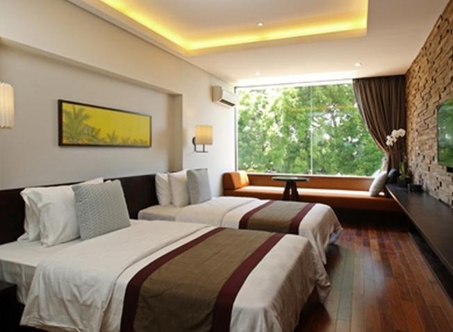 ホテルバリ1